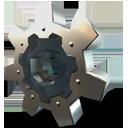 Fedora Atomic 27 logo